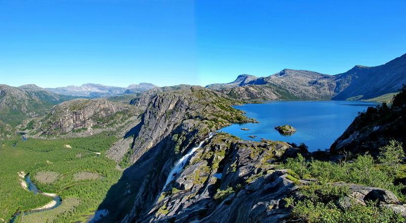 Bassejavvri i Sørfold, Nordland